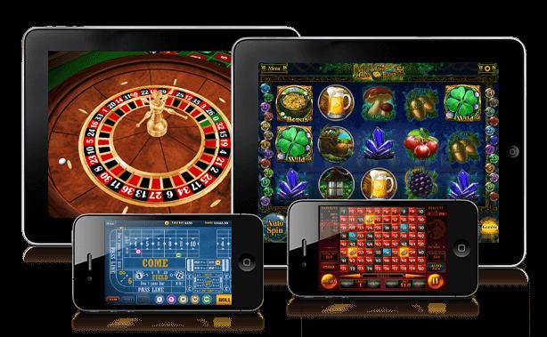 mobilcasino hos online casinon