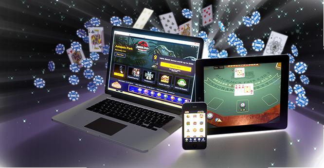 Spela online casinos
